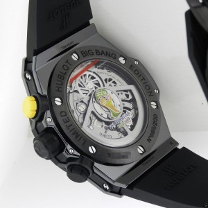 Hublot 412.CQ.1127.RX Big Bang Unico FIFA World Cup Ceramic Mens Watch