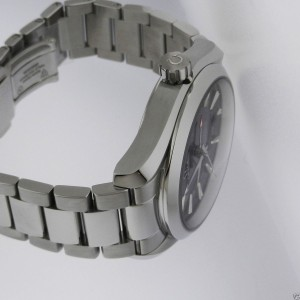 Omega Aqua Terra 150m GMT 231.10.43.22.03.001 Stainless Steel Blue Watch
