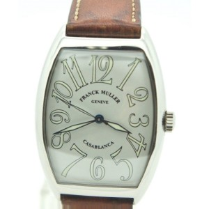 Franck Muller Casablanca 6850 Stainless Steel 34mmX41mm Automatic Watch