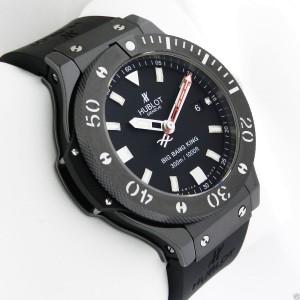 Hublot Big Bang King Black Magic 44mm 312.cm.1120.rx Ceramic Watch