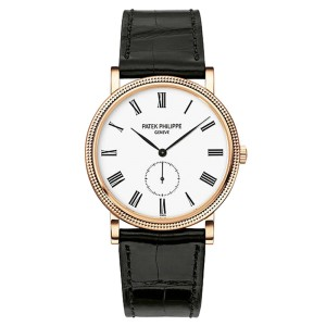 Patek Philippe Calatrava 5116R-001 36mm 18K Rose Gold Watch