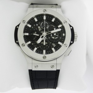Hublot Big Bang 311.sx.1170.gr Aero Bang Stainless Steel 44mm Mens Watch