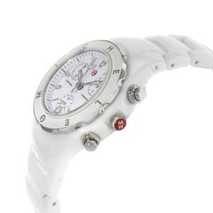 Michele Jetway MWW17B000008 39mm Womens Watch