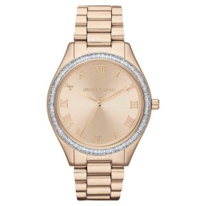 Michael Kors MK3245 Blake Gold Tone Dial Gold Stainless Steel Bracelet 40mm Womens Watch