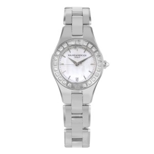 Baume & Mercier Linea MOA10078 27mm Womens Watch