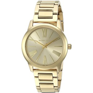 Michael Kors MK3490 Gold Tone Stainless Steel Quartz 38mm Women's Watch