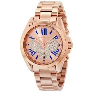 Michael Kors MK6321 Rose Gold Stainless Steel Rose Gold Dial Quartz 38mm Women's Watch
