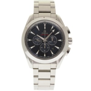 Omega Aqua Terra 2012 522.10.44.50.03.001 Stainless Steel 44mm Mens Watch