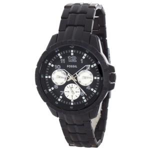 Fossil BQ9425 Black Tone Stainless Steel Mens 42mm Quartz Watch