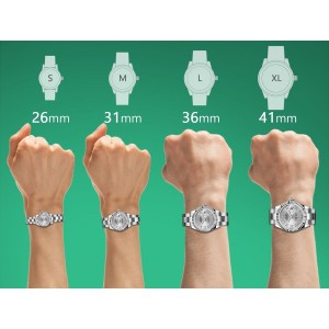 Rolex Datejust 178274 36mm Mens Watch
