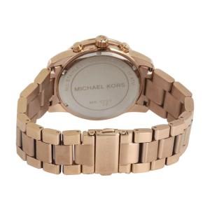 Michael Kors MK5727 Rose Gold Stainless Steel 39mm Womens Watch
