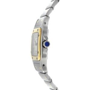Cartier Santos Galbee 1057930 24mm Womens Watch