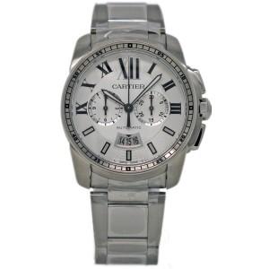 Cartier Calibre De Cartier W7100045 42mm Mens Watch