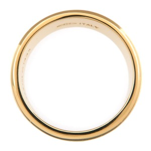 Tiffany & Co. Atlas 18K Yellow Gold Ring Size 7