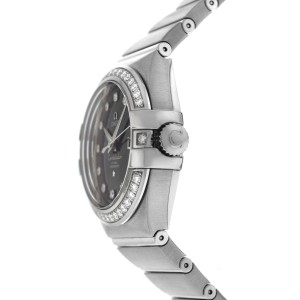 Omega Constellation 123.55.31.20.51.001 34mm Womens Watch