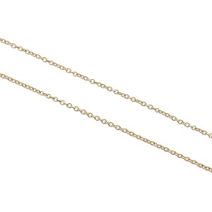 Tiffany & Co. 173565576777-E 18K Yellow Gold Necklace