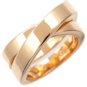 Cartier Paris Nouvelle Ring 18k Yellow Gold Size 6