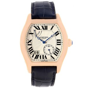 Cartier Tortue Privee W1545851 38mm Mens Watch
