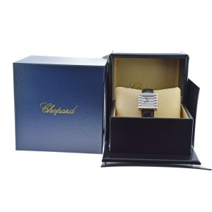 Chopard Leather 22mm Womens Watch