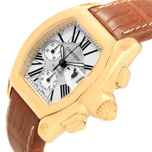 Cartier Roadster W62021Y2 43mm Mens Watch
