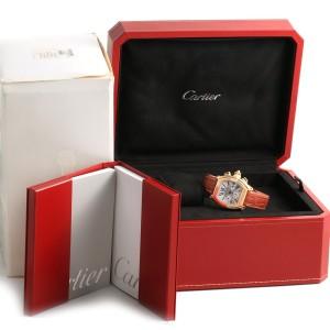 Cartier Roadster W62021Y2 43mm Mens Watch