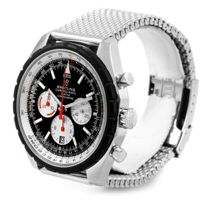 Breitling Chronomatic A41360 49mm Mens Watch