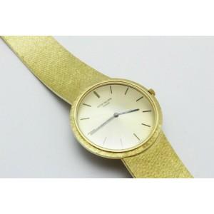 Patek Philippe Calatrava 3520 Champagne Dial 18K Yellow Gold Box Papers
