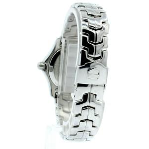 TAG HEUER LINK Ref: WJ1319-0 Quartz Diamond MOP Stainless Steel Ladies Watch