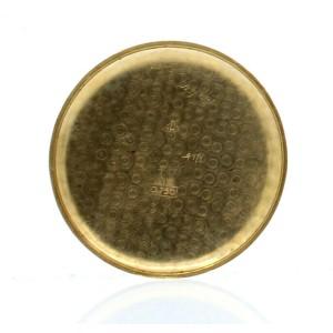 Vintage Longines 18k Yellow Gold Round Manual wind 35mm Men's Watch