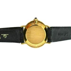 Ladies Baume & Mercier 38244 Solid 18K Gold Mechanical 22MM Watch