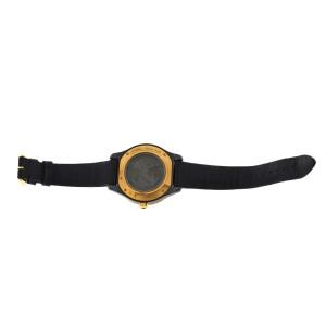 Ladies' Christian Dior La Grand Bal Cancan CD124BH4A004 Diamond 18K Gold Watch
