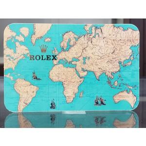 ROLEX 1996/1997 CALENDAR CARD