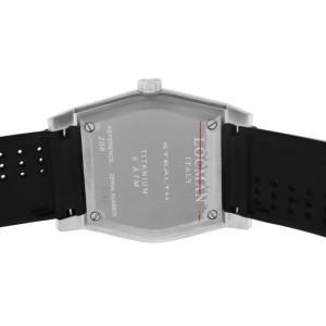 New Locman Stealth Titanium Ref. 208 Men's Quartz Date 43MM Watch