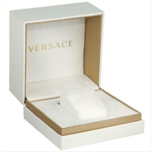 New Versace DV One 26CCS7D455 S009 Men's Steel PVD Chrono 45MM Automatic Watch