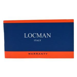 New Locman Change Ref. 425 PVD Steel Carbon Men's Automatic 46MM Watch