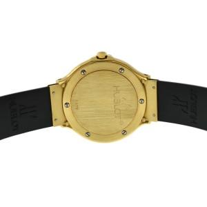 Hublot MDM Geneve Classic Ladies' 140.10.3 18K Gold Quartz 32mm Watch