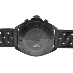 Tag Heuer Formula 1 CAZ2011 Men's Steel PVD Automatic 44MM Watch