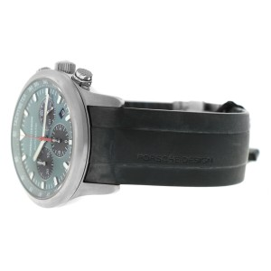 Porsche Design Dashboard PTC Chronograph P6612 6612.11.55.1139 Titanium 42MM