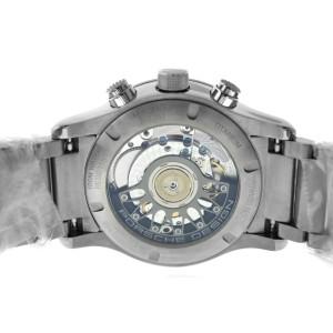 Porsche Design Dashboard Chronograph P6612 6612.11.11.0247 Titanium 42MM Watch