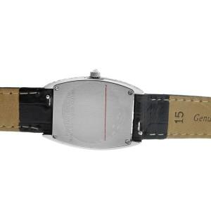 Tourneau Belair Time A4278/S-MOP SET Ladies Diamond MOP Steel 24MM Quartz Watch