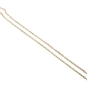 Cartier Diamants Légers Necklace SM 1P Diamond 0.09ct Yellow Gold