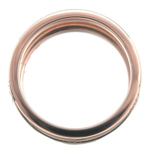 Authentic Cartier Happy Birth Day Ring LM Rose Gold #51 US5.5-6 EU51 Used F/S