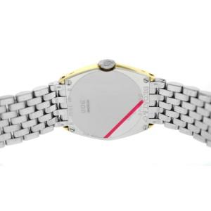 Bedat & Co No. 3 Ref. 306 18K Gold & Steel Date 24MM Quartz Watch