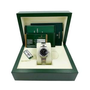 Rolex Midsize 31mm Datejust 178240 Black Dial