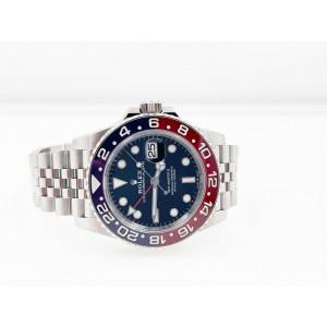 BRAND NEW Rolex GMT Master II 126710BLRO Pepsi Ceramic Stainless Box Paper 2020