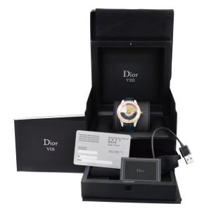 Christian Dior La Grand Bal Cancan CD124BH5A002 Ladies Diamond 18K Gold Watch