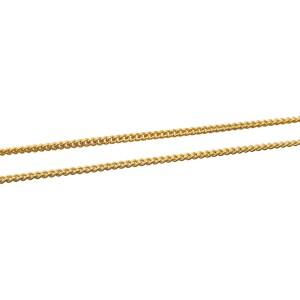 Authentic Christian Dior Logo Plate Necklace Pendant