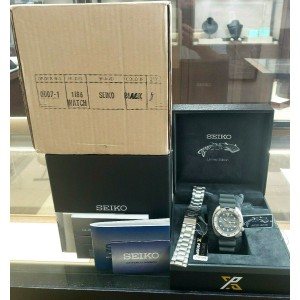 Seiko Zimbe Turtle SRPA19K1 Stainless Steel 4R36-05D0 Limited Edition Watch
