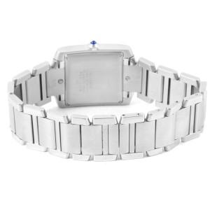 Cartier Tank Francaise W51002Q3 28mm Mens Watch