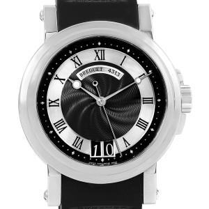 Breguet Marine 5817ST 39mm Mens Watch